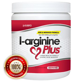 1 Bottle Best L-arginine Supplement