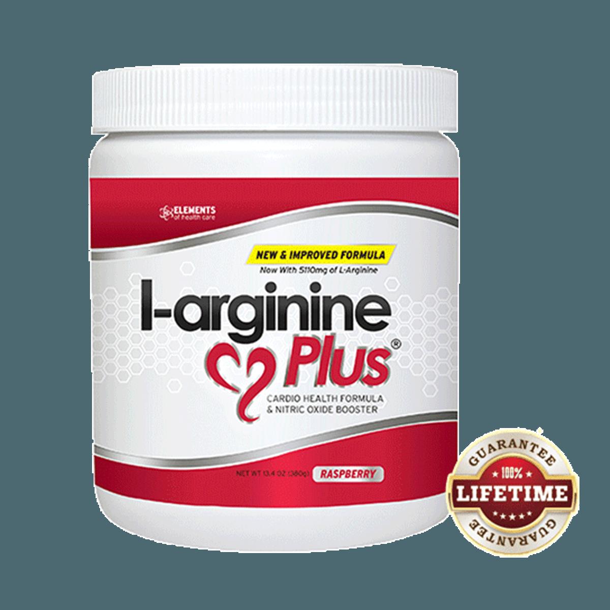 L-arginine Supplement for Your Heart - L-arginine Plus®