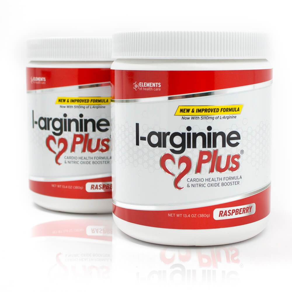 #1 L-arginine Supplement - Official Site L-arginine Plus®