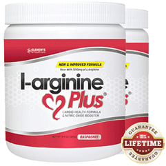 2 Bottles the Best L-arginine Supplement