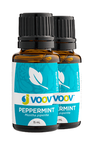 2 Bottles of Peppermint Essential Oil