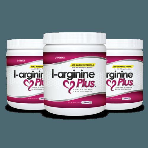 L-Arginine Plus Compared to L-Arginine Pills