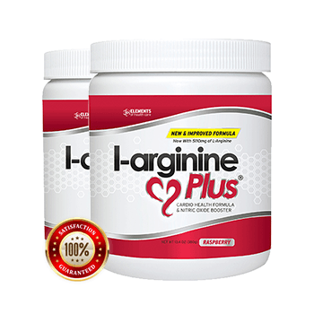 Buy 1 Get 1 50% Off Raspberry L-arginine Plus