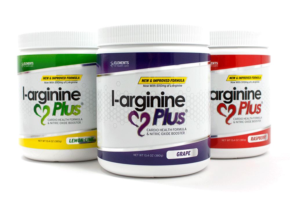L-arginine Plus - Best L-arginine Supplement