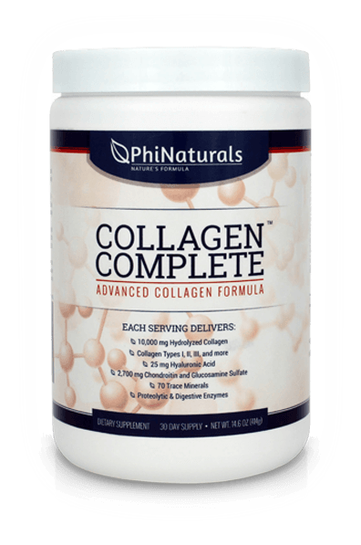 Collagen Complete - Best Joint Supplements
