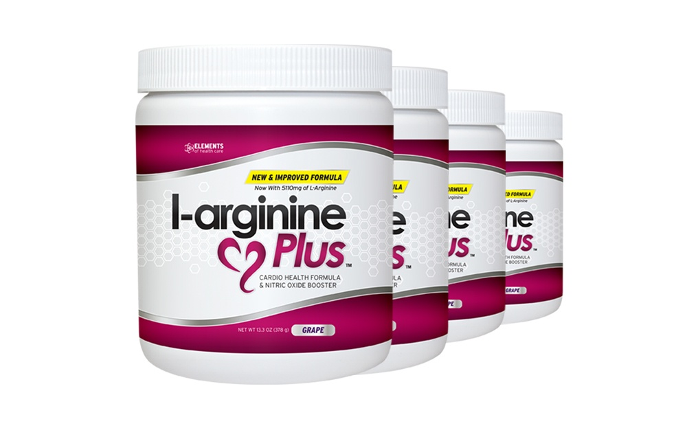 L-arginine Plus Compared to Other L-arginine supplements ...