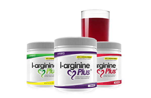 L-arginine Plus - Best L-arginine Supplement