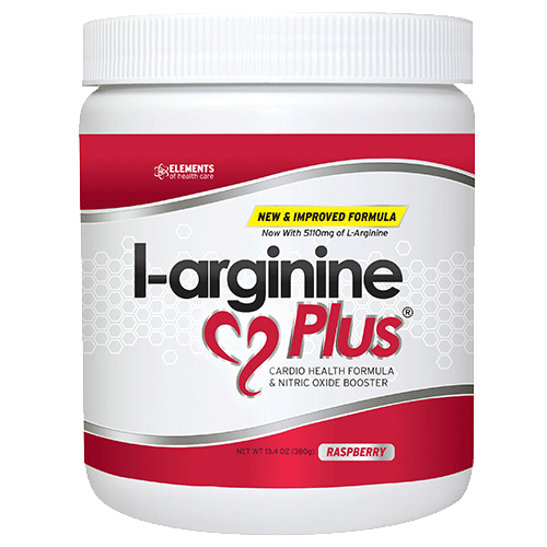 Buy 1 Bottle of L-arginine Plus