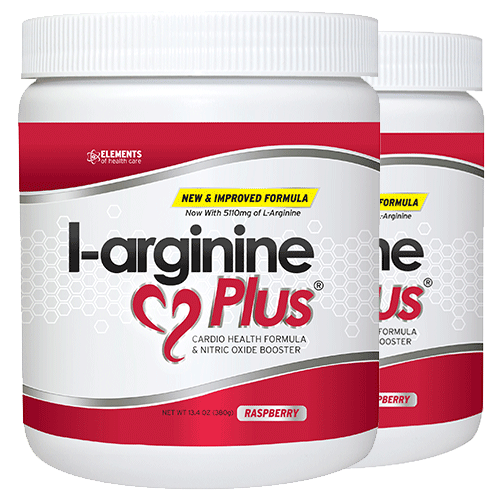Buy 2 Bottles of L-arginine Plus