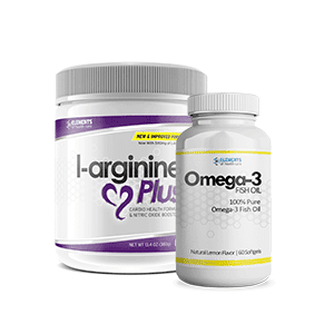 Grape L-arginine Plus and Omega 3