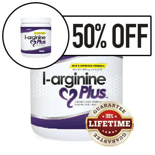 Buy 1 Get 1 Bottle 50% Off Grape L-arginine Plus
