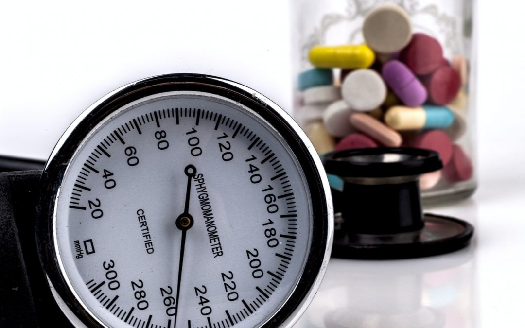 types of blood pressure medicine