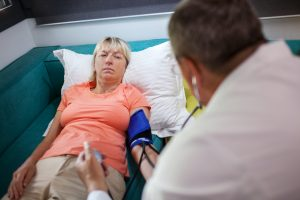 High blood pressure and the risk for dementia