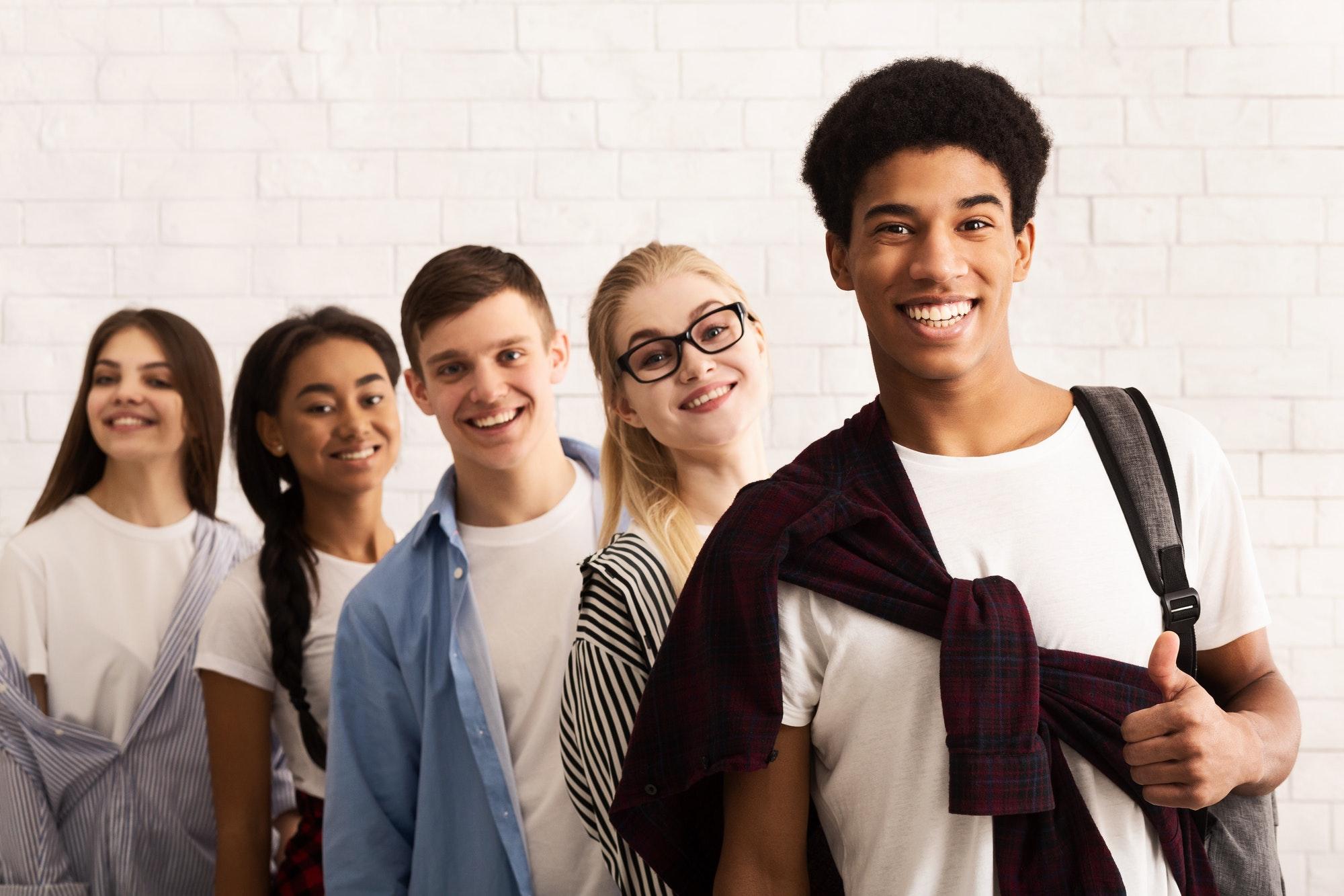 Teens and high blood pressure