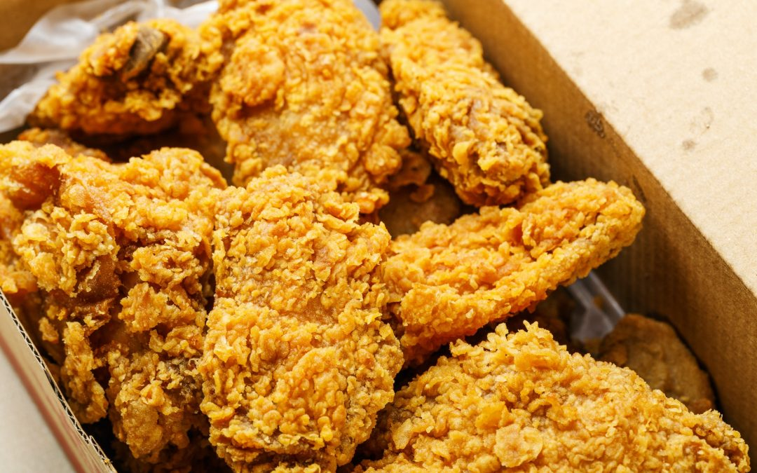 The Link Between Fried Food and Heart Health