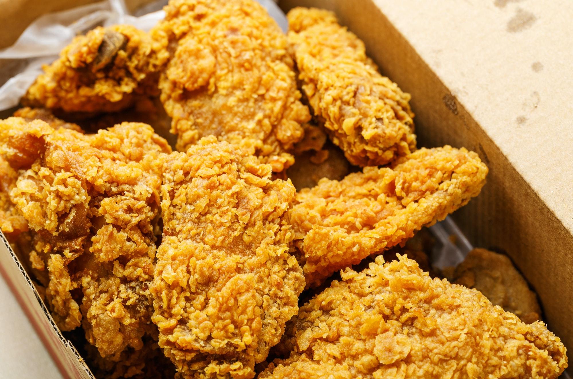 fried food and heart health
