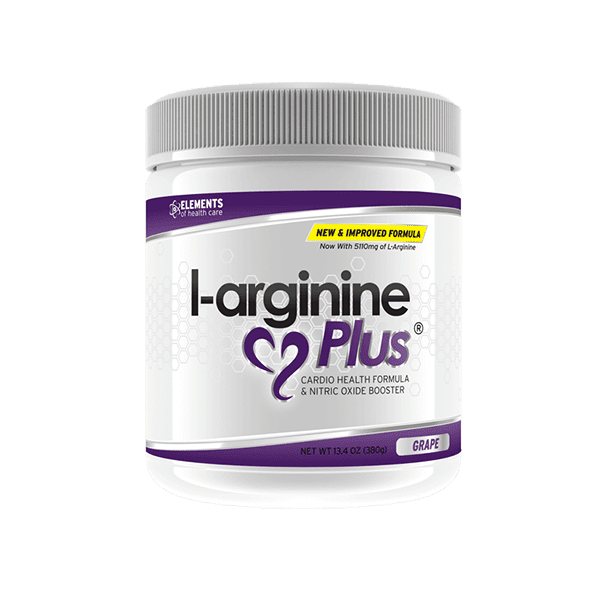 L-arginine Plus - Cardiovascular Supplement