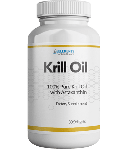 Krill Oil with Astaxxanthin