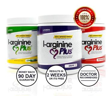 1 L-arginine Supplement - Official Site L-arginine Plus®