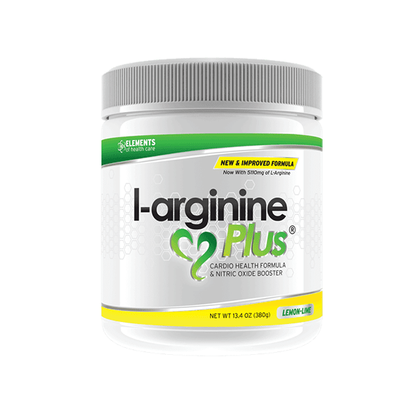 Lemon Lime L-arginine Plus