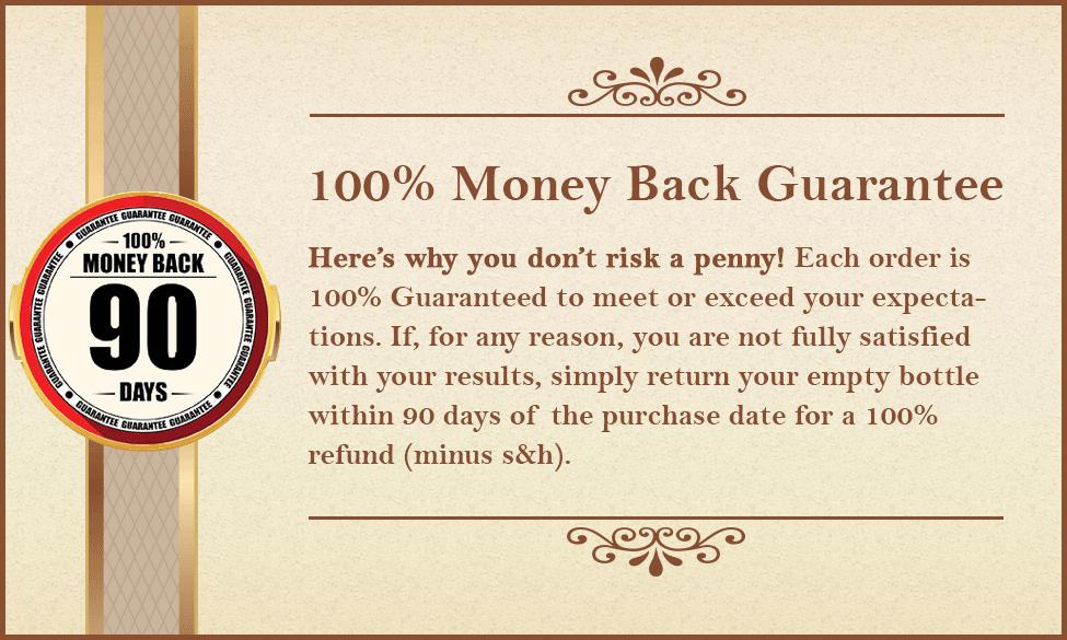 100% money back guartantee l-arginine plus