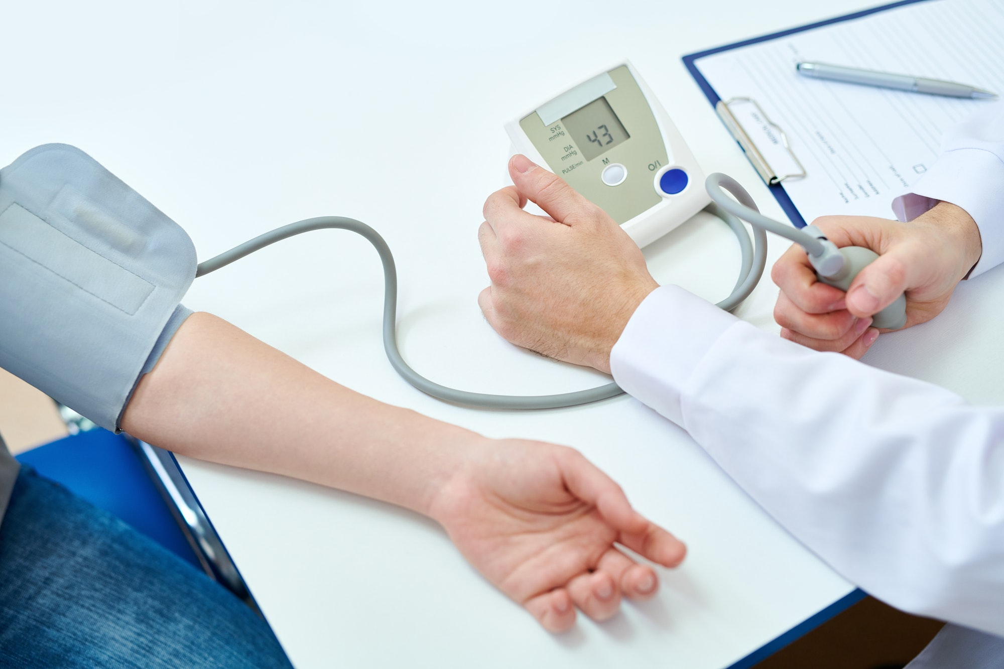 Immune system and hypertension