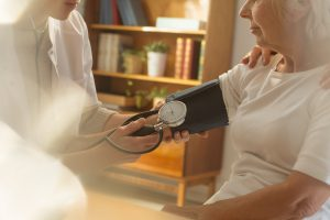 blood pressure by age, what's healthy?