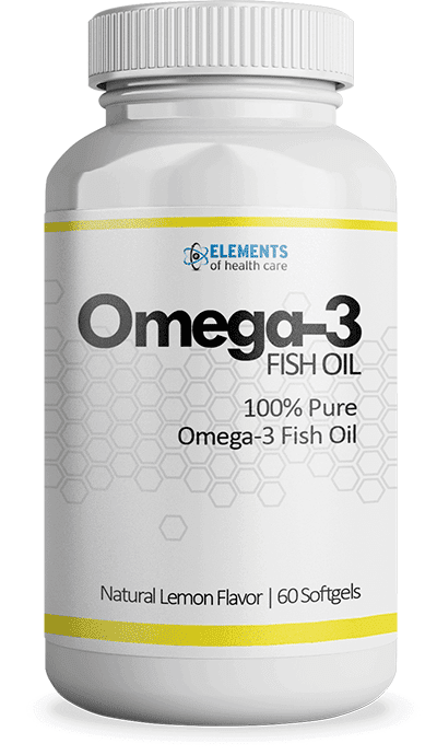 Omega-3 Fatty Acid Soft Gels