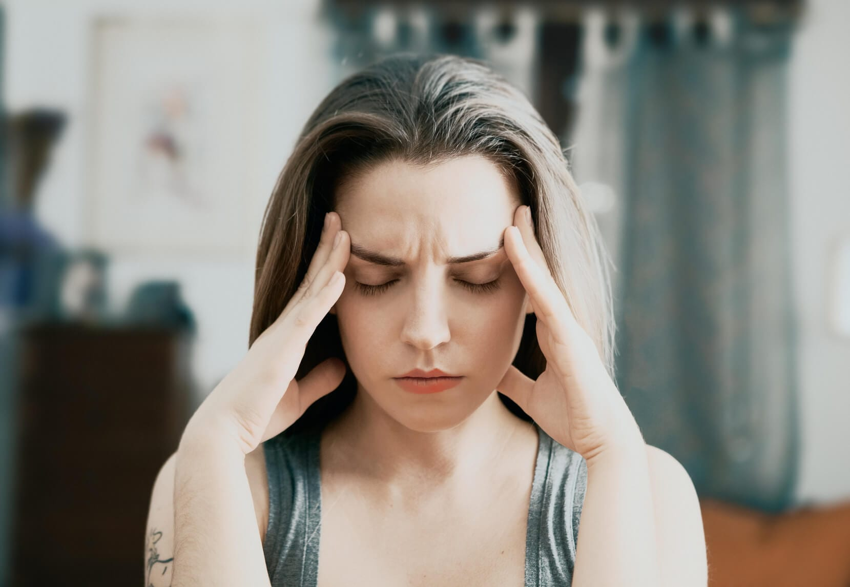 9 Signs You're Overstressed