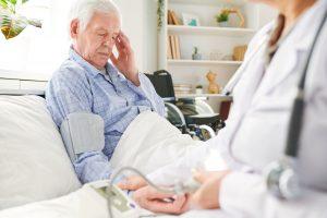 can high blood pressure cause dizziness