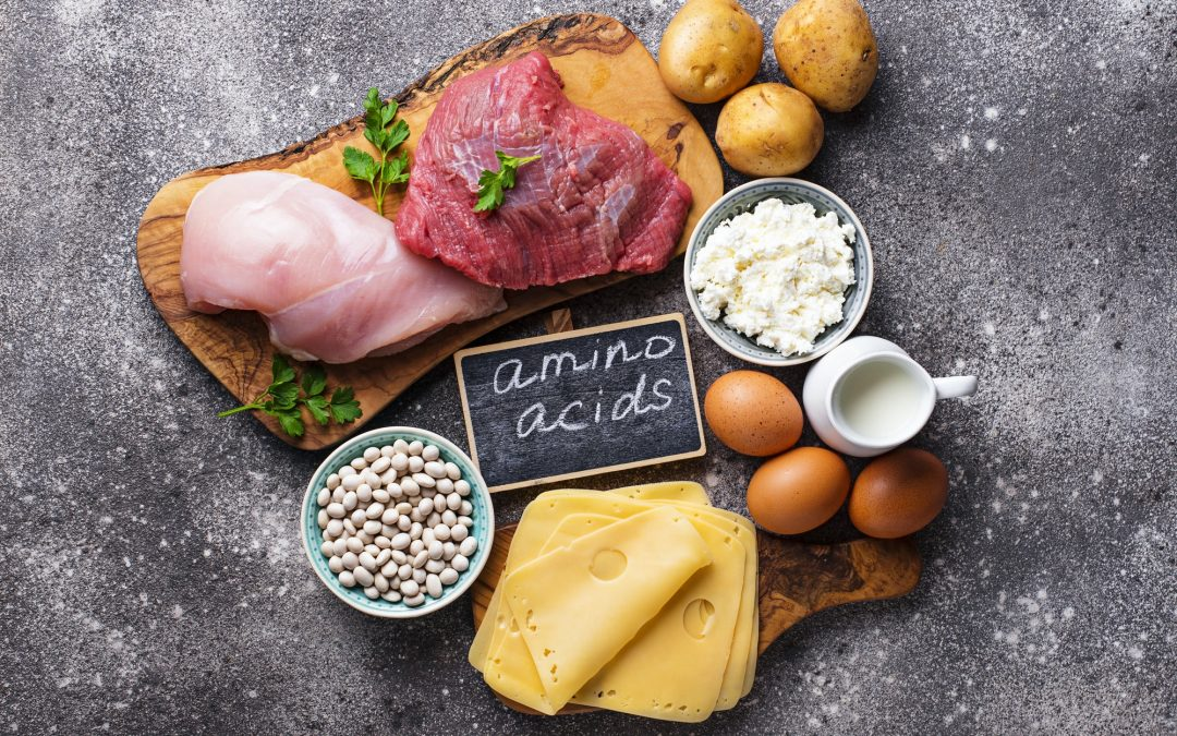 All About Essential Amino Acids