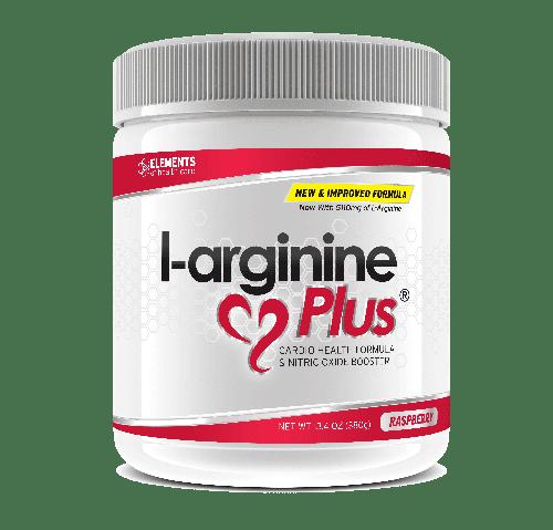L-arginine Plus Raspberry