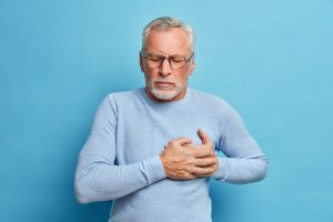 your blood type may increase your risk for a heart attack