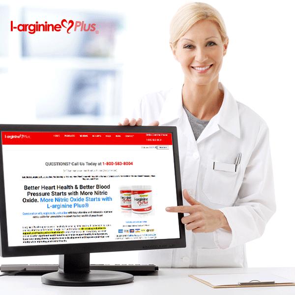Why Drink L-arginine Plus®