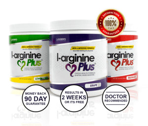 Shop L-arginine Plus for Better Blood Pressure