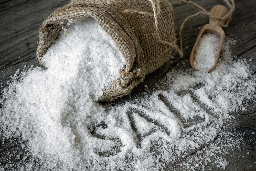 Too Much Salt Doubles Heart Failure Risk