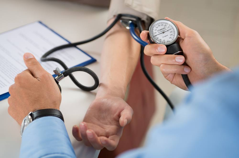 L-Arginine Plus can lower blood pressure