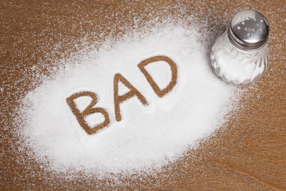 Less Salt May Not Decrease Blood Pressure