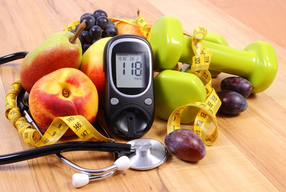 diabetes and healthy food