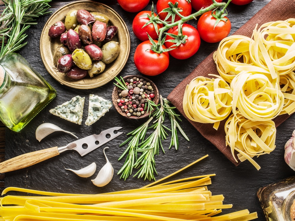 Mediterranean Diet May Be Better than Statins