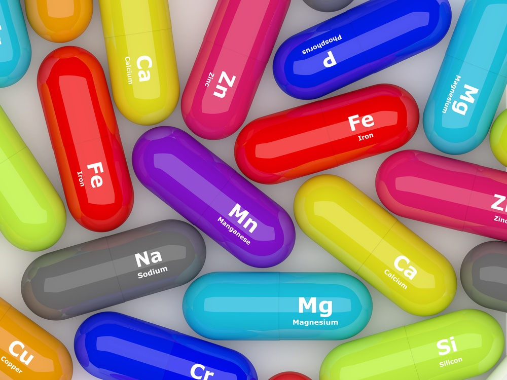 picture pills and the Importance of Trace Minerals in L-Arginine Plus