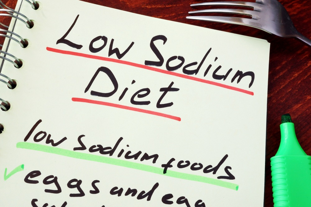 Easy Steps to Cut Down On Sodium