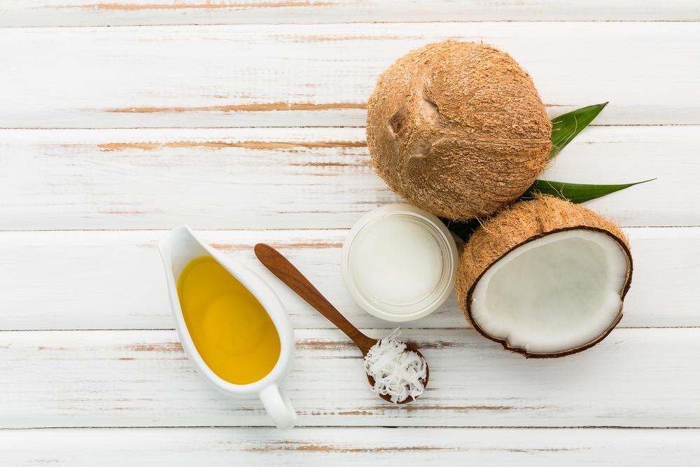 coconut oil is not heart healthy