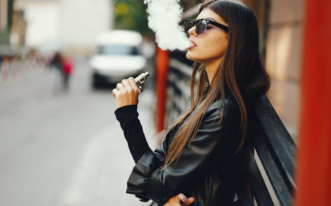 E-Cigarettes and Heart Health