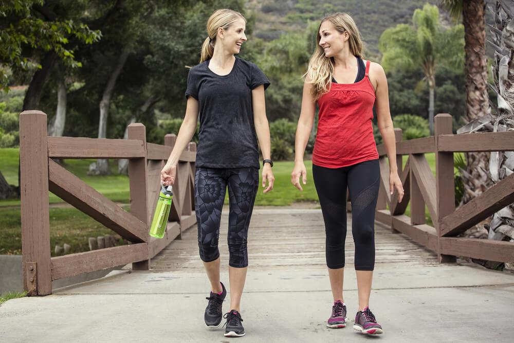 Walking for Better Blood Pressure